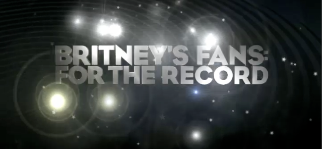 Britney Fans for the record gfx