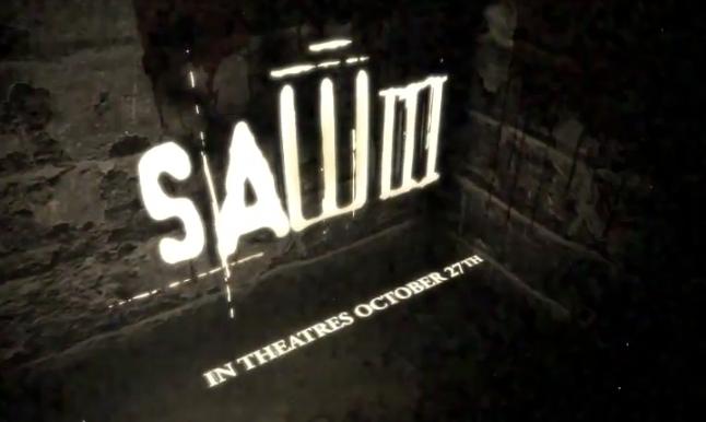 Saw 3 logo