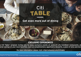 Citi Table Logo